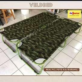 Velbet besi loreng standar TNI