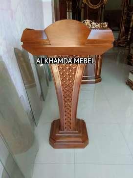 Ready Mimbar Musholla Kerajinan Jepara @151