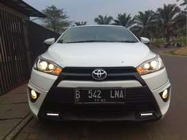 Yaris TRD AT 2015 Putih