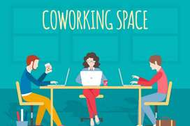 Shared Co-Working Office Space for Rent