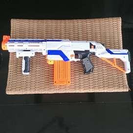 Nerf Elite Retaliator 2nd Ori Hasbro Pistol Mainan bkn Delta Trooper