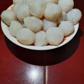 Hu wan huwan SAITO bakso Ikan Tenggiri fishball fresh