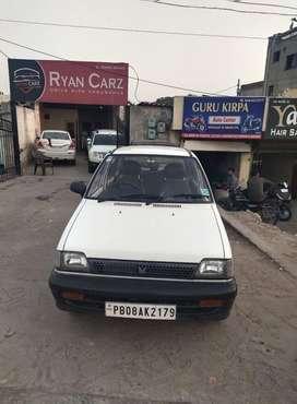 Maruti Suzuki 800 Std BSII, 2003, Petrol