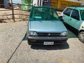 Maruti Suzuki 800 Duo AC LPG, 2006, Petrol
