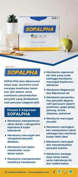 Distributor Resmi SOPALPHA
