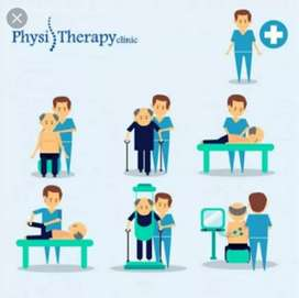 Physiotherapy (Home services)