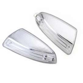 Mercedes w204 c180 c200 Side Mirror Lamps Indicator Lights Front Cups