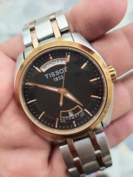 Tisott automatic watch