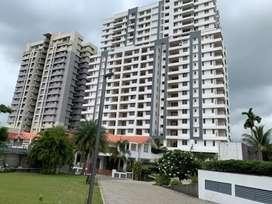 Kakkanad Manjoorans springs 3 bedroom attached flat for sale