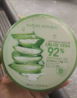 Nature Republik Aloe Vera Shooting Gel 92% 300ml Original Korea