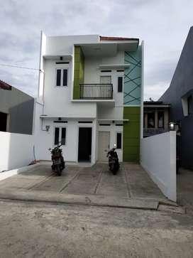Rumah Baru Cluster Siap Huni di Kemang Sari Jatiwaringin Bekasi