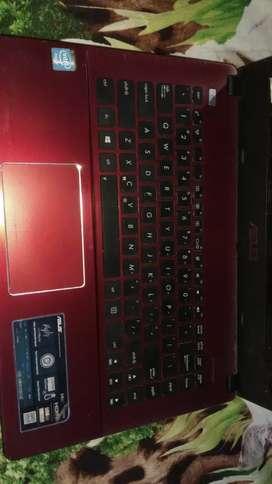 Notebook Asus Series 3965