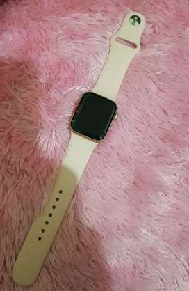 Iwatch seri 4 40mm fullset like new gransi on
