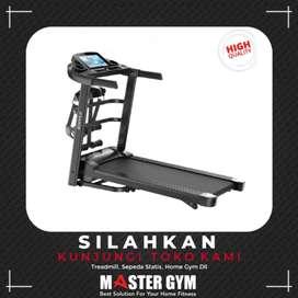 Alat Fitness Treadmill Electrik MG/615 - Kunjungi Toko Kami