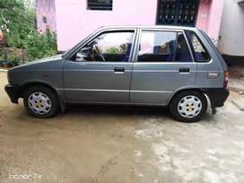 Good condition 800 AC car,re registered