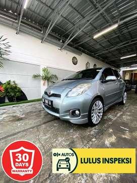 [Lulus Inspeksi] Toyota Yaris S Limited Asli Bali Istimewa