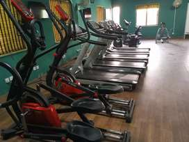 Complete running gym for sale