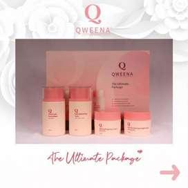 Qweena The Ultimate Package FREE ONGKIR