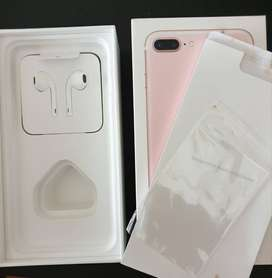 iphone 7 plus all accessories in rose gold color at best price get it