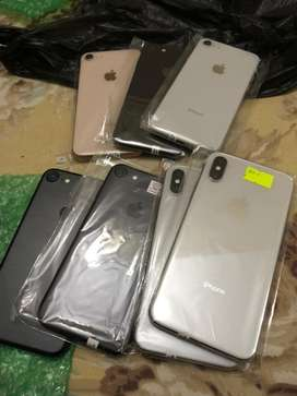 iPhone X, 8, 7 (Pta & non pta).
