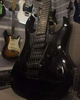 Gitar electric CORT X6 black
