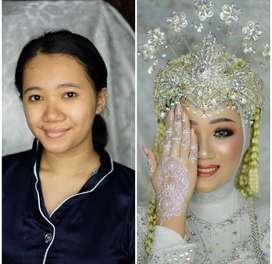 Paket rias dan baju pengantin murah meriah mewah