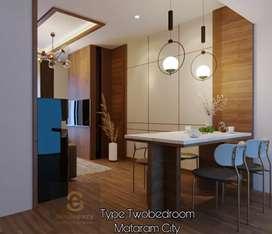 Apartemen Mewah & Megah Harga Bersahabat !Apartemen Mataram City Jogja