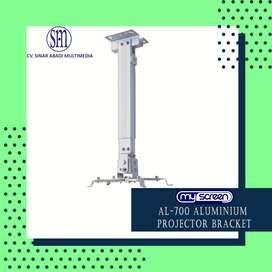 MYSCREEN AL-700 Aluminium Projector Bracket