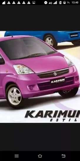 Jual mobil suzuki karimun estilo Rp 53.000.000