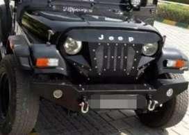 Mahindra thar diesal 500kms jeep