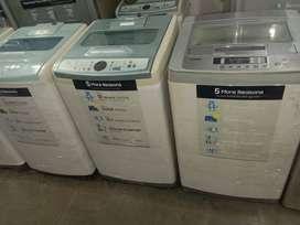 With 5 year warranty LG fully automatic washing machine 6500