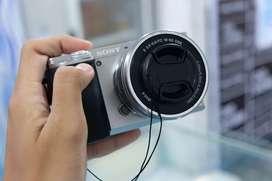 Kamera Sony Alpha 6000 silver