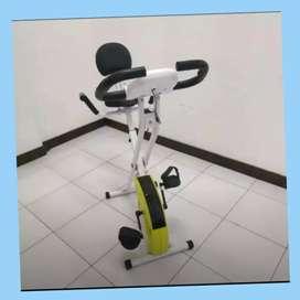 Alat Fitnes Sepeda statis bisa cod