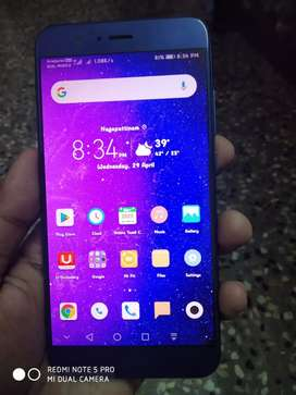 Honor 8 pro 128 Gb+expendable