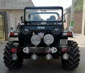 Angry bird modified jeep