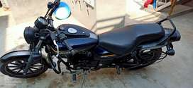 Good condition and Avenger 150c exchang bhi KR lege
