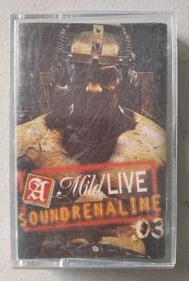 Kaset A Mild Soundrenaline 03