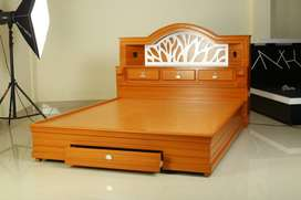 New wooden cot available