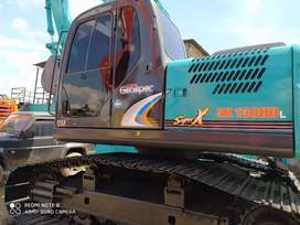 Dijual Ekscavator Merk Kobelco tahun 2012 Medan