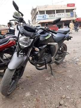 Yamaha fazer to fz bike