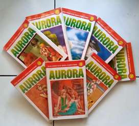 Komik Jepang Serial cantik Aurora