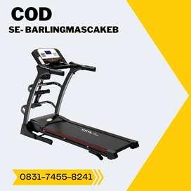 treadmill elektrik tl 630 treadmil auto incline COD Banyumas