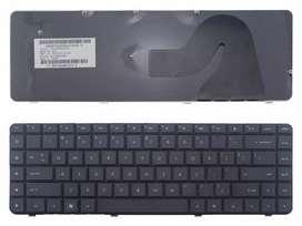 Jual keyboard laptop hp presario CQ56.