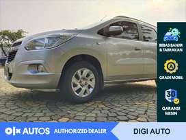 [OLXAutos] Chevrolet Spin LTZ 2014 Diesel M/T #Digi Auto