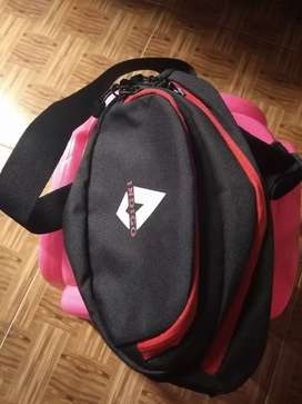 Jual waist bag baru 2 x pke