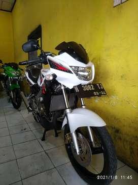(SPM) Ninja R 150 thn 2014 Istimewa Orisinil Mulus plat h