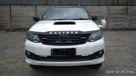 Fortuner G VNT AT 2014 UNIT SIAP PAKAI, NEGO Sampai DEAL