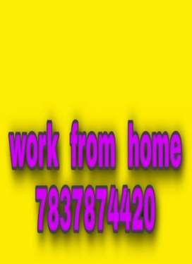 Requirment if offline home based job data typing