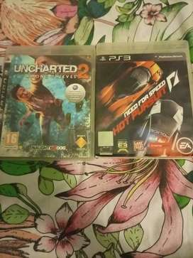 PS3 PACK OF 2 GAMES IN REASONABLE PRICE