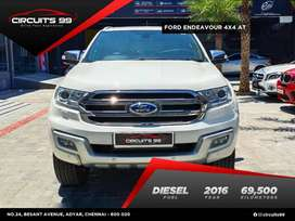 Ford Endeavour, 2016, Diesel